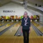 DM-Oldgirls 2013: Her fik Anette en Bronze medalje