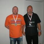 A Rækken Gold Martin Sølv Allan Bronze Henning