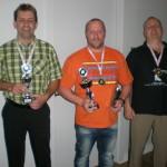 Klubmester Guld Martin Sølv Robbin Bronze Jannik